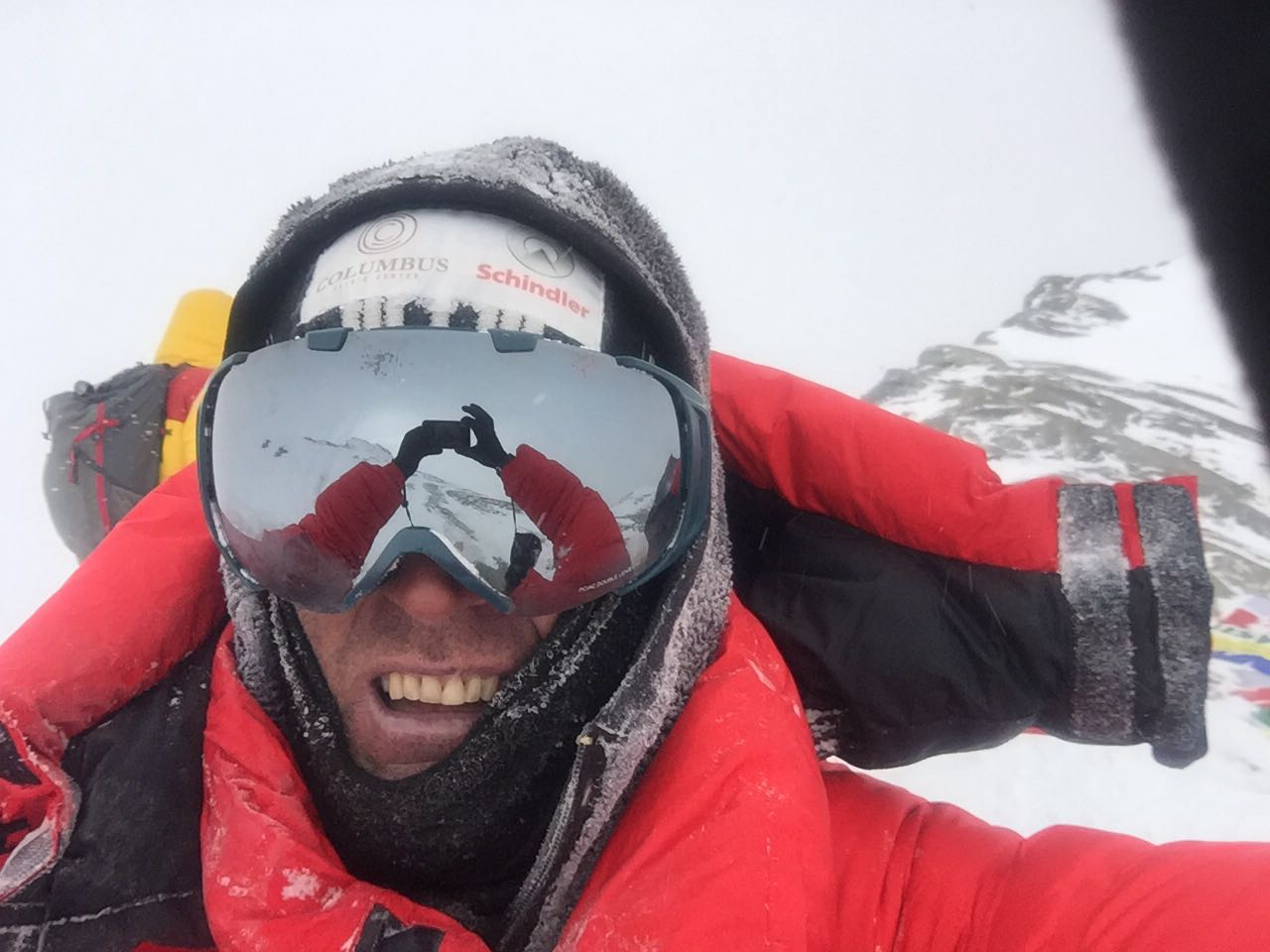 Photo of Quando l'alpinismo ha cuore: il decimo 8000 di Marco Confortola
