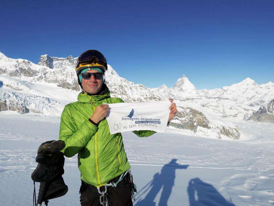 Photo of La montagna per i trapianti: un binomio possibile