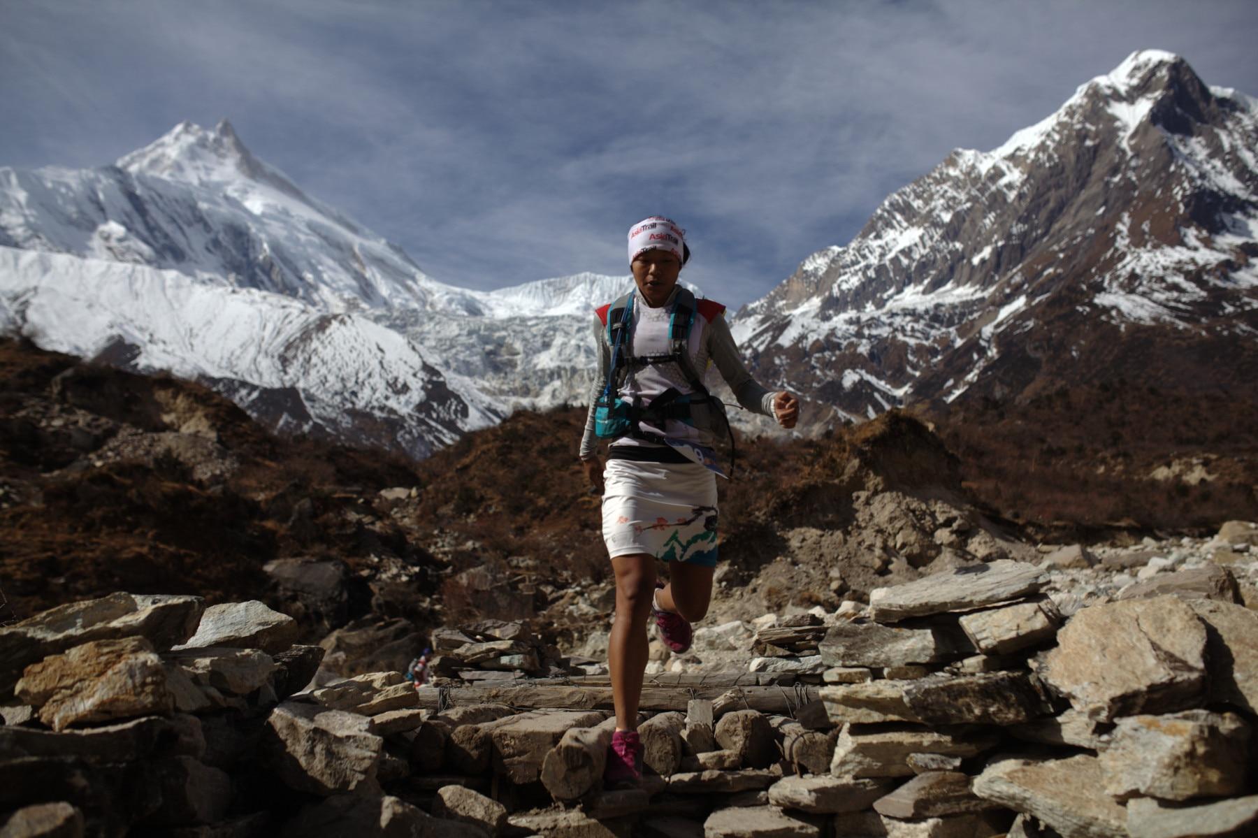 """Photo of Stasera al Trento Film Festival Mira Rai, la """"trail runner"""" nepalese che ha commosso il mondo"""