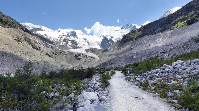 Photo of Morteratsch, neve artificiale per salvare il ghiacciaio