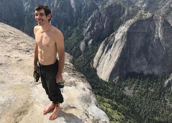 Photo of Il video della prima free solo sull' El Capitan di Alex Honnold