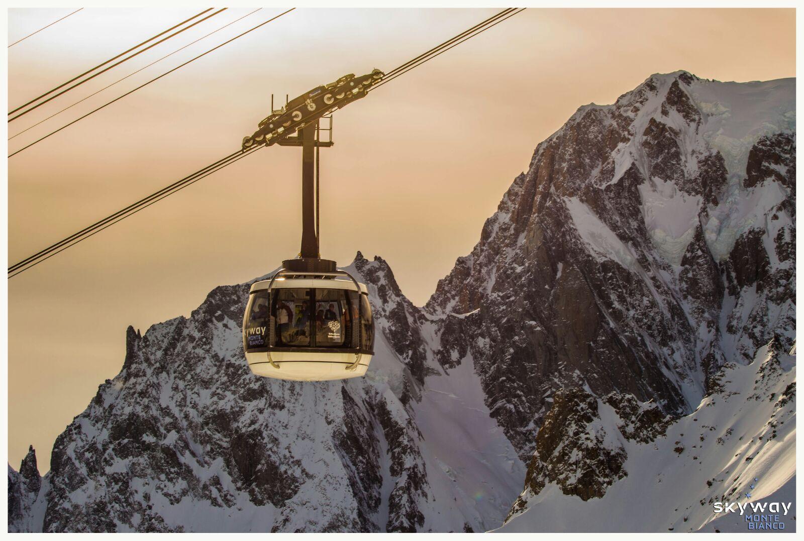 Photo of In 2 anni, in mezzo milione nel cuore del Monte Bianco grazie alla Skyway
