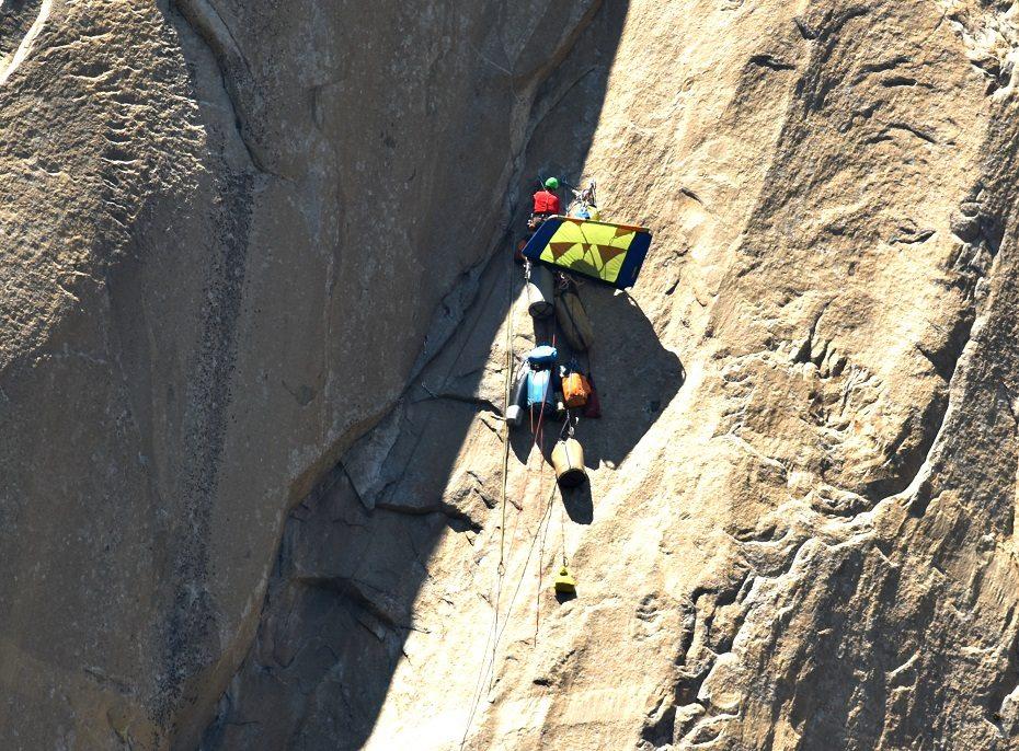 Photo of Adrift, 1a ripetizione per Peter Zebrok: 57 anni e 57 salite sull'El Capitan
