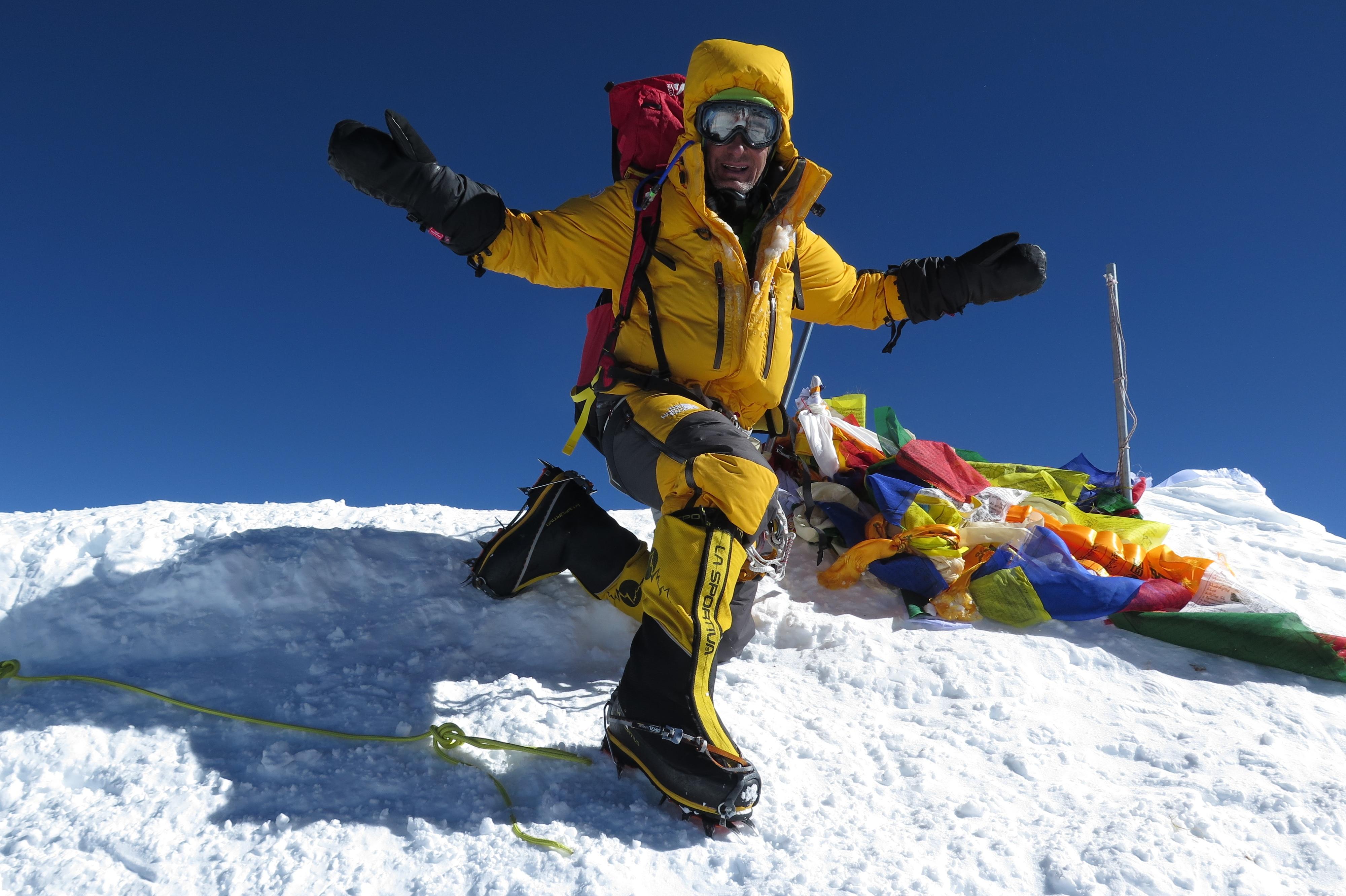 Photo of Il mio Everest: una premessa