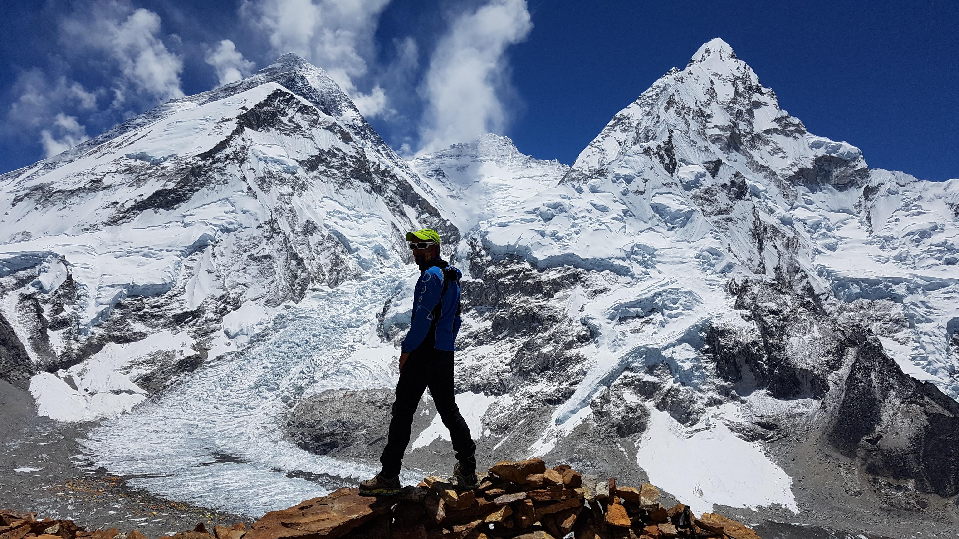 Photo of Il mio Everest: la magia del Nepal