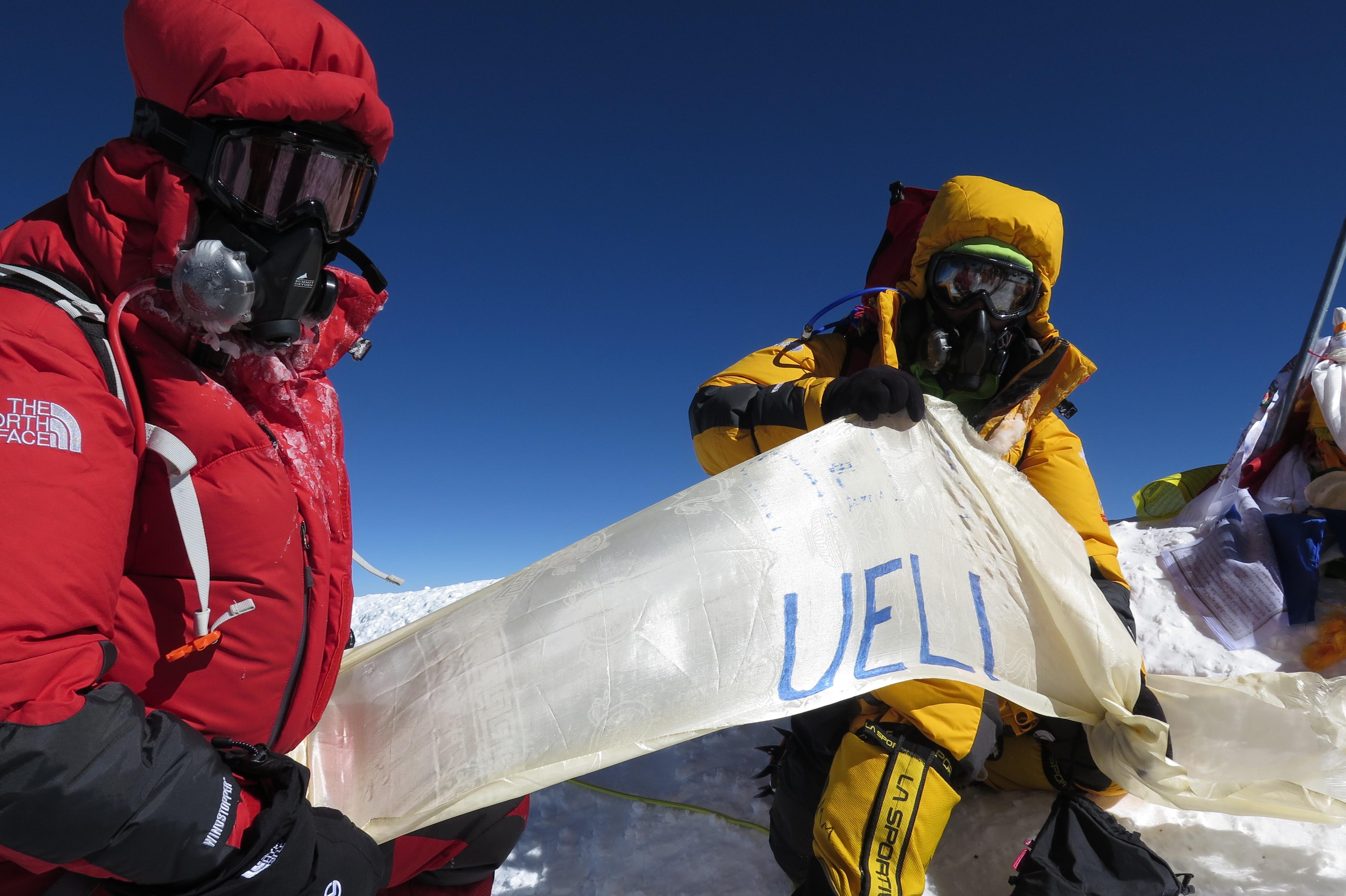 Photo of Il Mio Everest: UELI