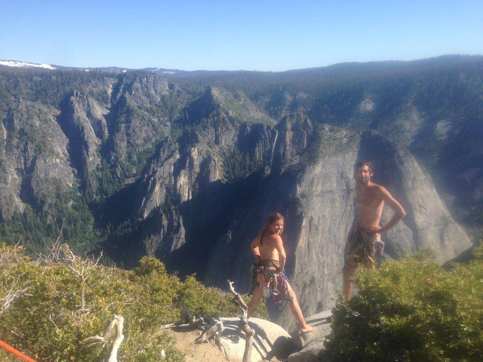 Photo of El Capitan, prima salita integrale di The Nose in giornata…senza vestiti!