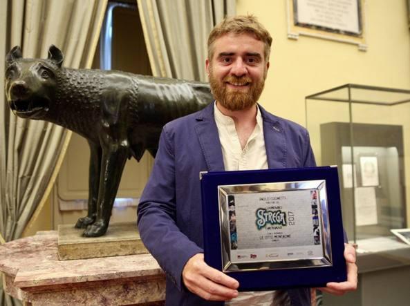 """Photo of """"Le otto montagne"""" di Cognetti vincono il premio Strega Giovani"""