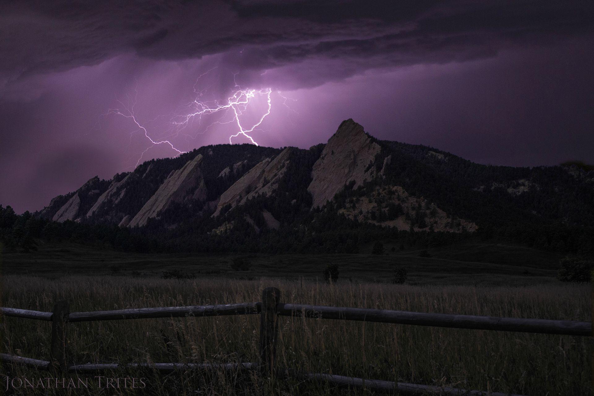 Photo of Temporali e fulmini in montagna, qualche consiglio