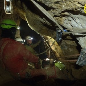 Photo of Alpi Liguri: intervento del CNSAS per recuperare uno speleologo