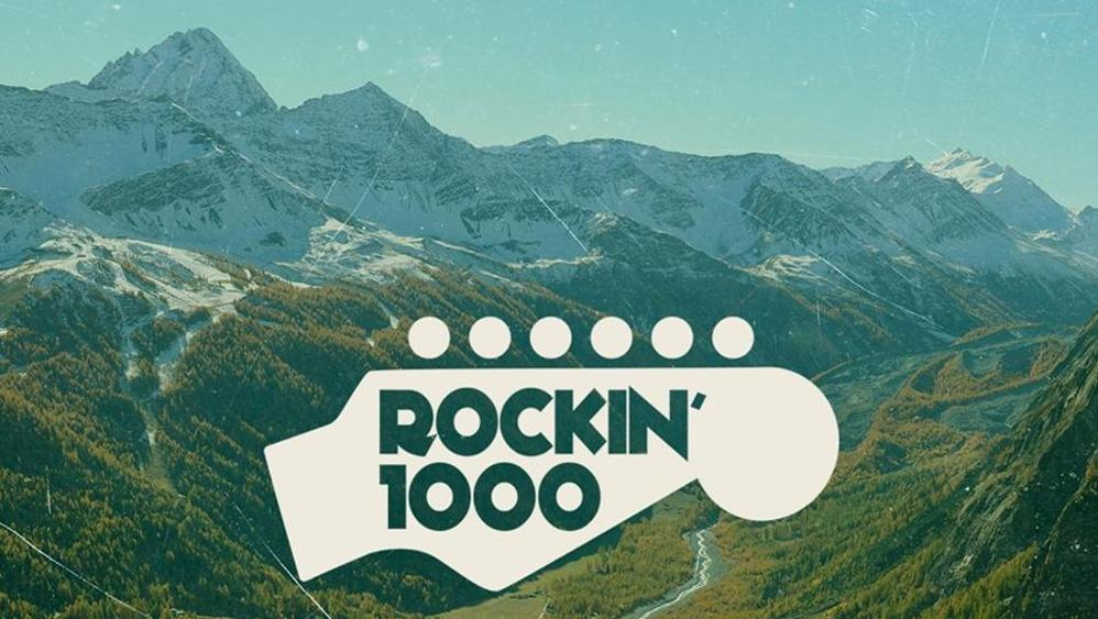 Photo of Rockin' 1000 sbarca ai piedi del Monte Bianco