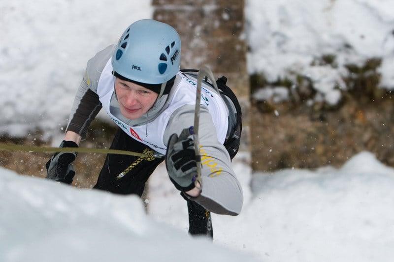 Photo of L'ombra del doping cala sull'ice climbing. Squalificato il campione del mondo speed