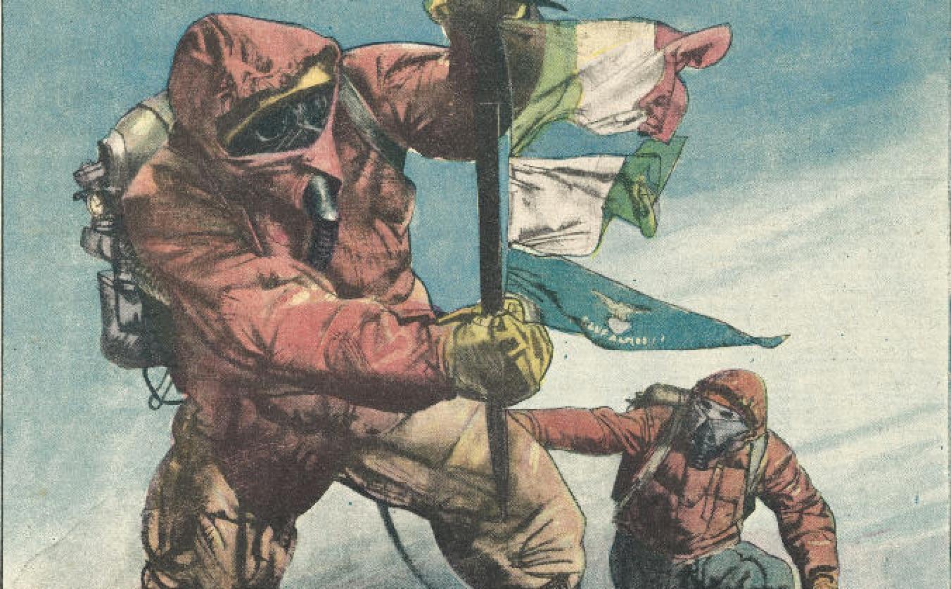 Photo of 31 luglio 1954: il K2 diviene la montagna degli italiani