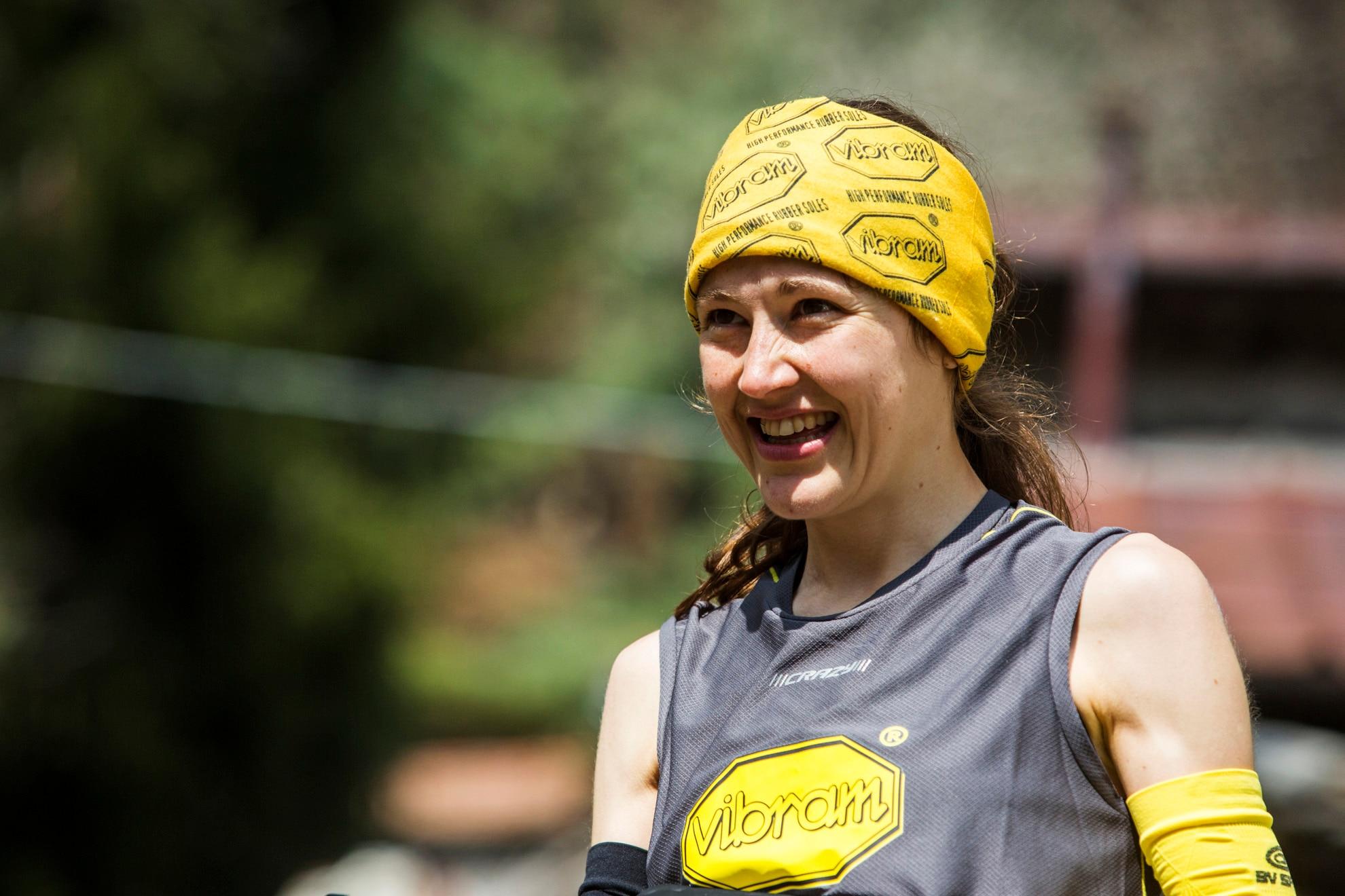 """Photo of Yulia Baykova: """"Ecco perché le donne dovrebbero praticare il trail running"""""""
