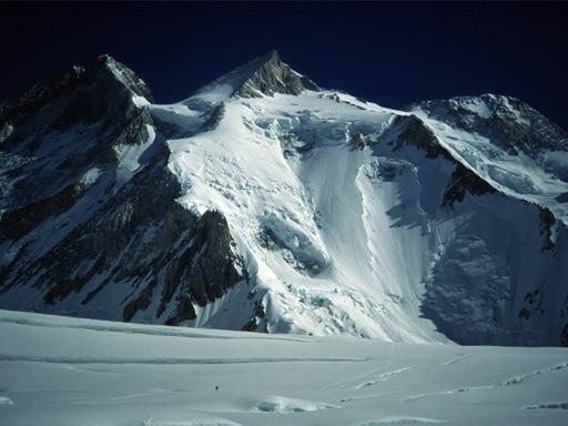 Photo of È vetta per Colin Haley e i francesi al Gasherbrum II