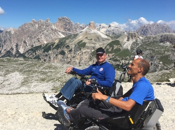 Photo of 22 sentieri di montagna accessibili ai disabili