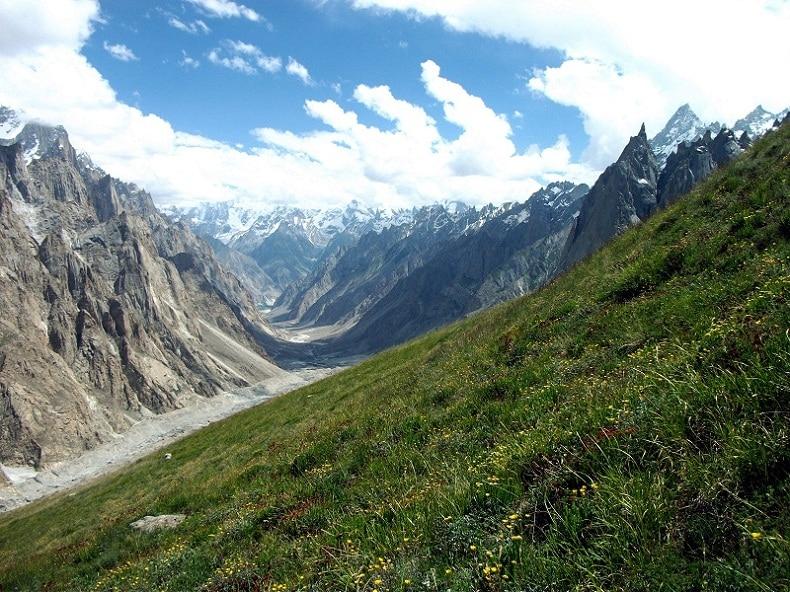 Photo of Dalla val di Mello al Pakistan, la lunga via dei Ragni