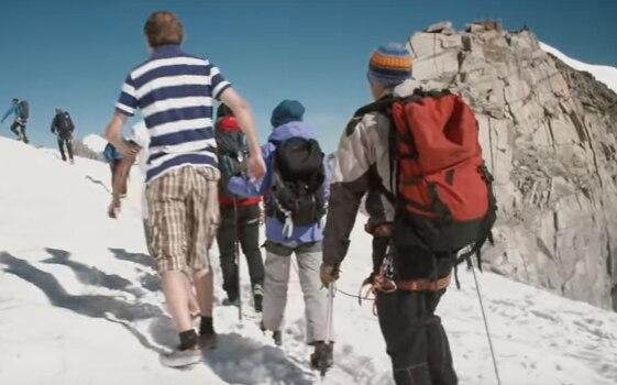 Photo of Sul ghiacciaio? Ben attrezzati e consapevoli