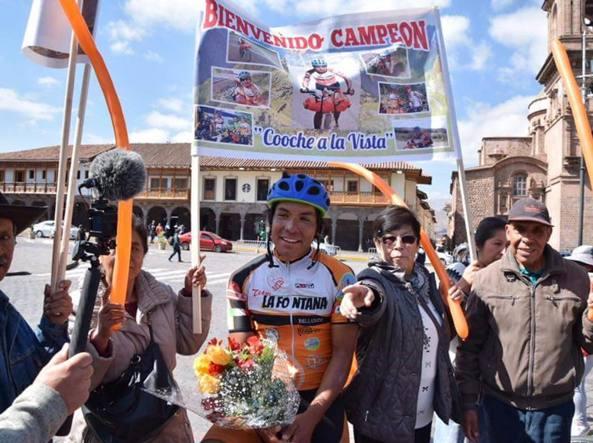 Photo of Mountain Bike: la gara più dura del mondo a un pizzaiolo di Bellusco