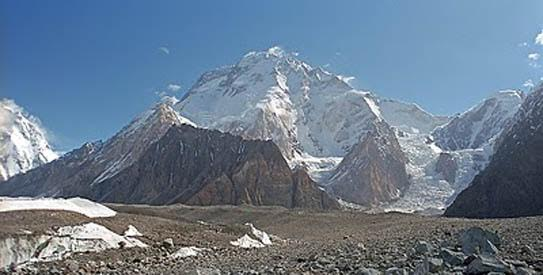 Photo of Mountaineers will push for Broad Peak summit tomorrow