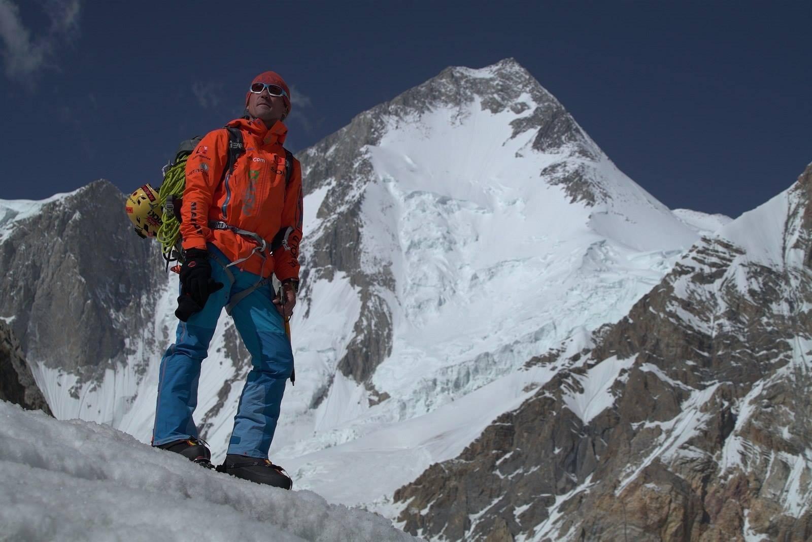 Photo of Nuova via ceca in stile alpino sul Gasherbrum I