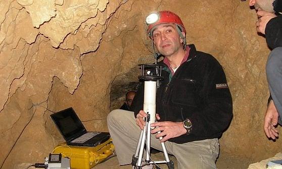 Photo of E' morto ieri il grande speleologo Giovanni Badino