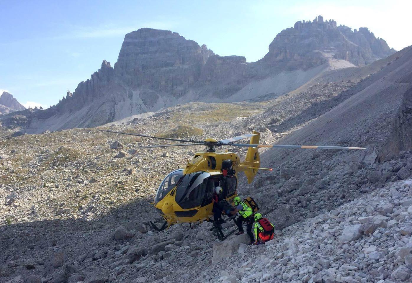 Photo of Sicurezza in montagna: cosa dire quando si chiamano i soccorsi?