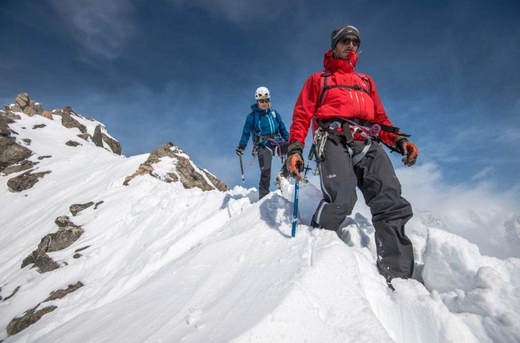 alpinismo, gradi di difficoltà