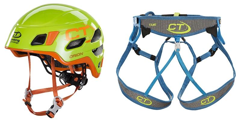 Photo of Climbing Thecnology – Casco Orion e Imbracatura Tami