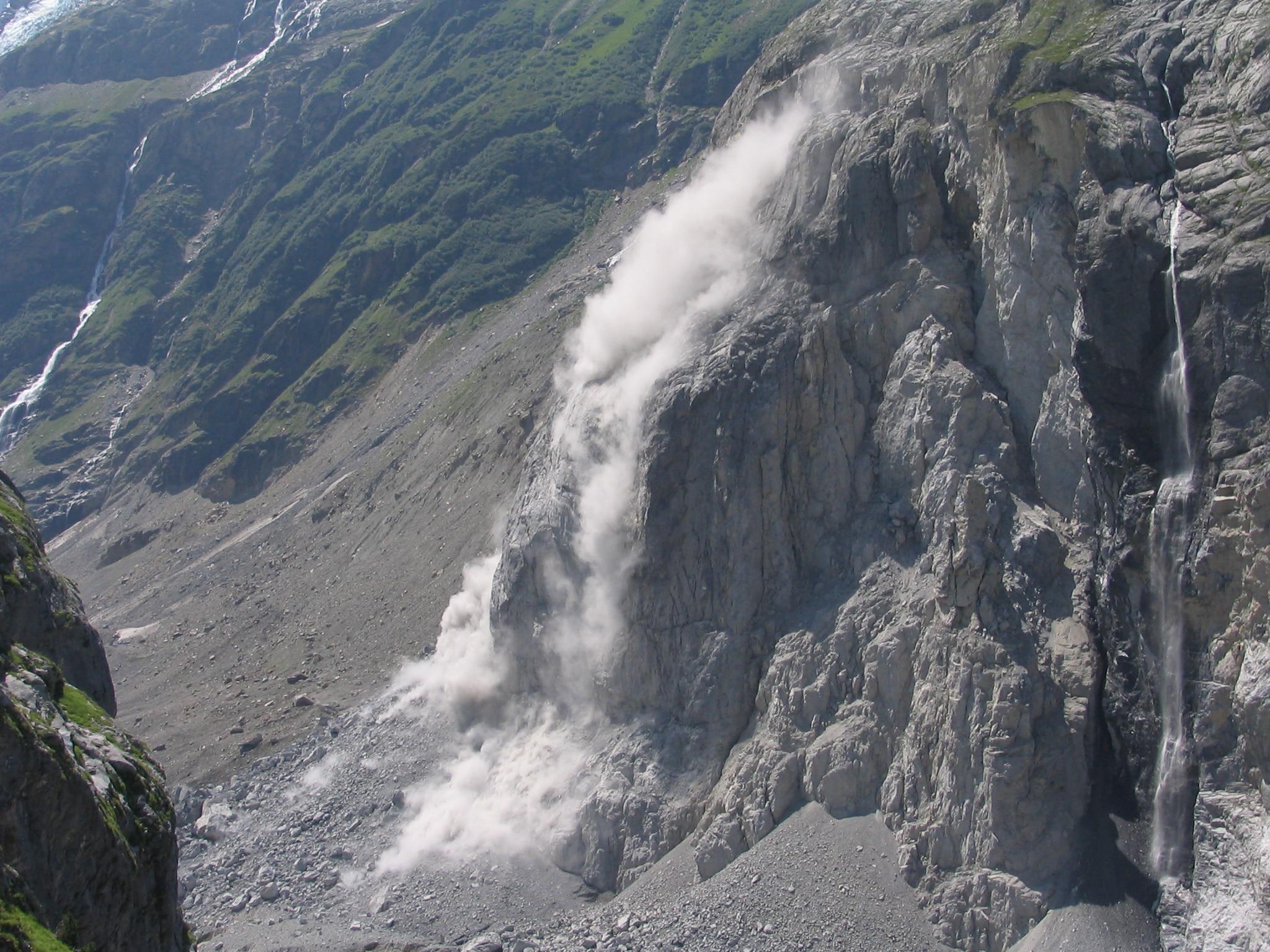 Photo of Nuove crepe nella parete est dell'Eiger