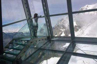 Photo of La Skyway del Monte Bianco diventa WOW