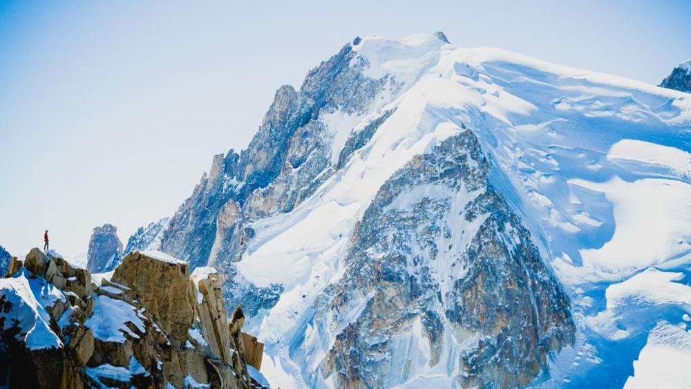 """Photo of Steve House: """"L'alpinismo è arte, non sport. L'importante è la visione"""" di Enrico Martinet"""