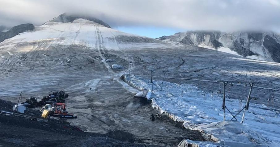 Photo of Troppo caldo sul ghiacciaio dello Stelvio: chiude lo sci estivo