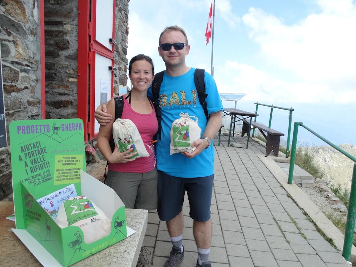 Photo of Con il progetto Sherpa i rifiuti tornano a valle