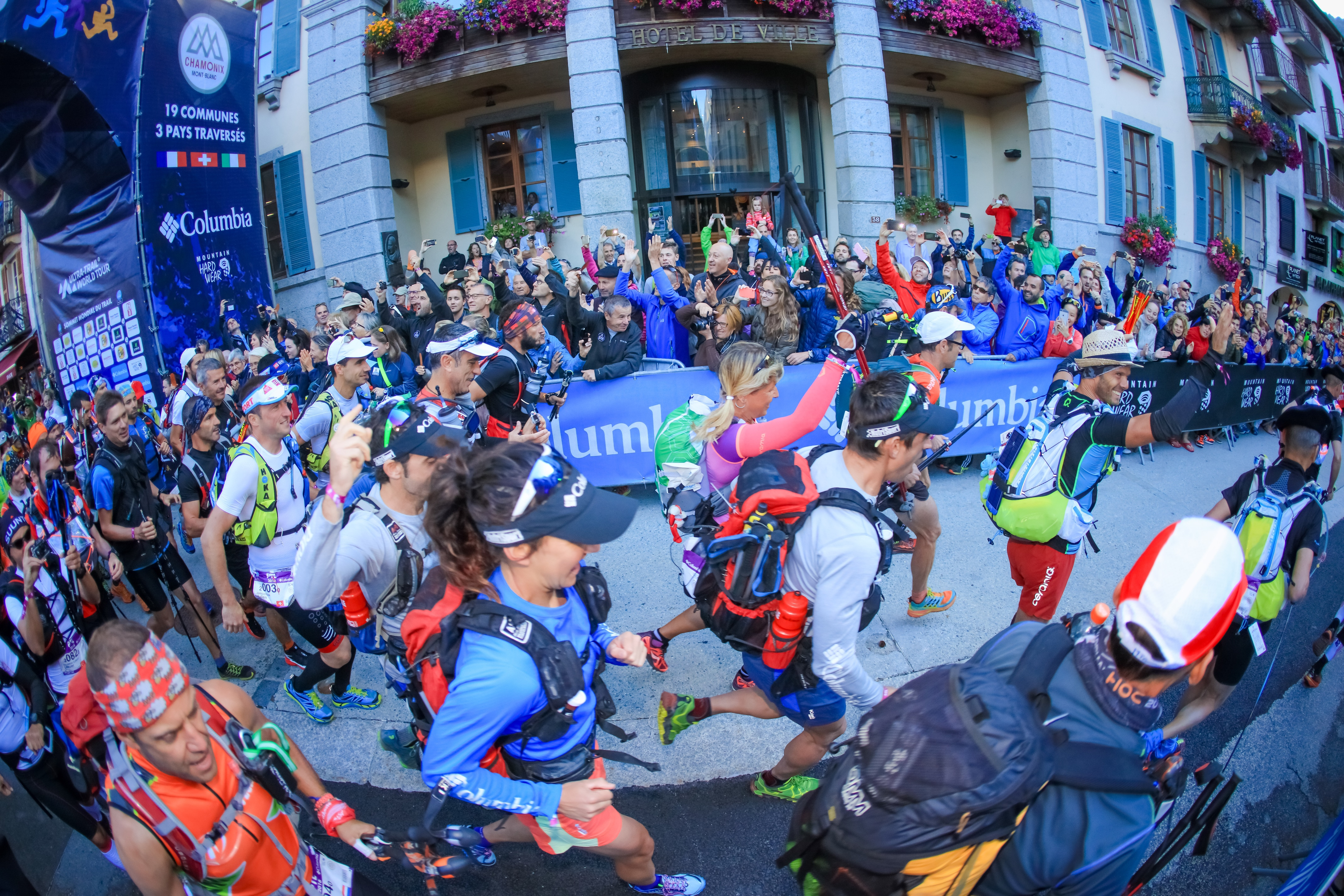 Photo of UTMB: la prima gara è iniziata!