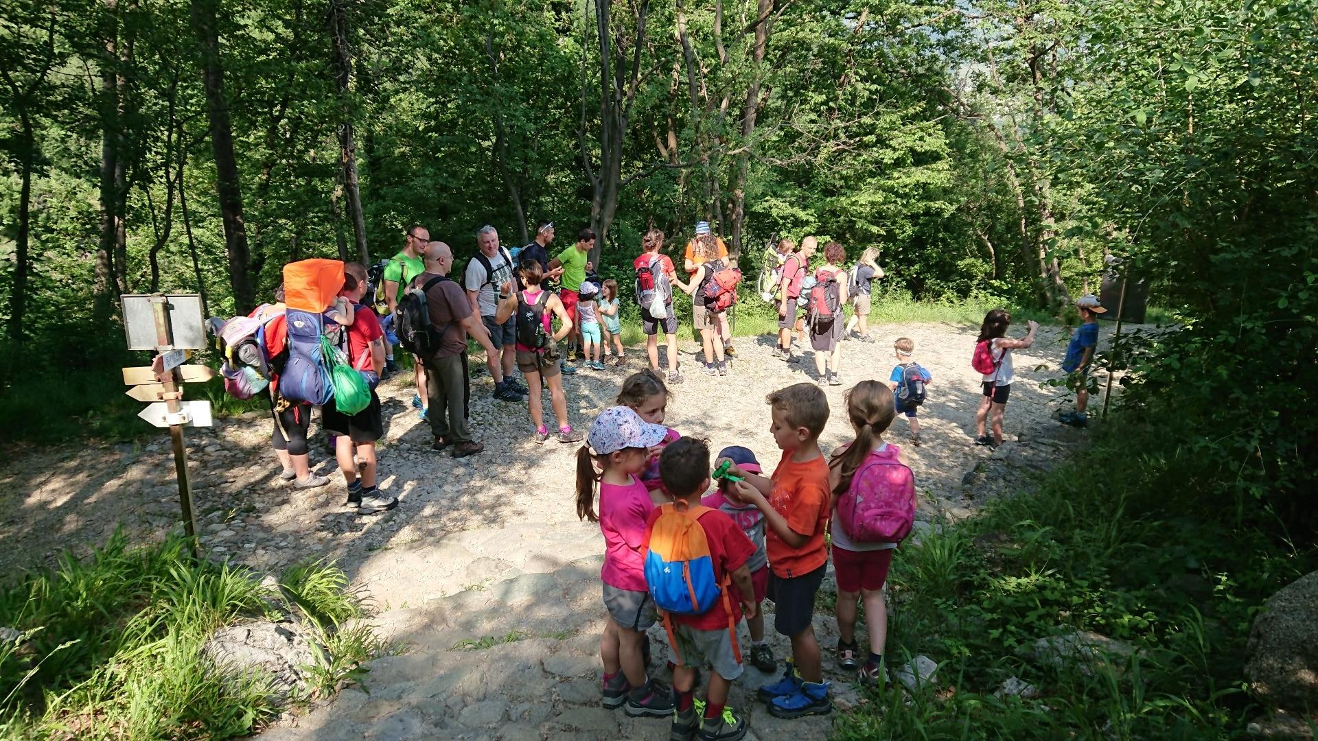 Photo of Family CAI: al Parco di Monza il primo raduno per avvicinare bambini e genitori alla montagna