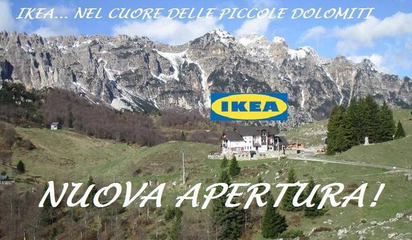 Photo of Rifugio Campogrosso, la provocazione dopo i continui furti: apriremo un Ikea Store sulle Dolomiti
