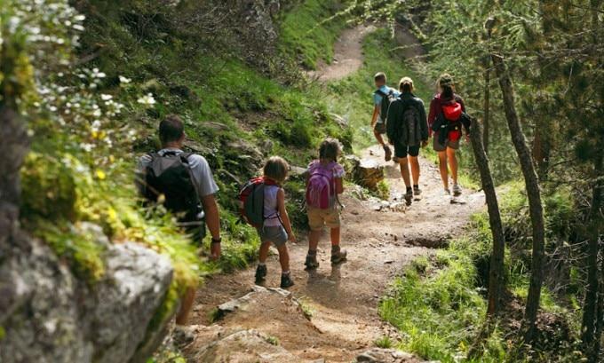 Photo of Dopo il Monviso: in montagna con i bambini, dove e come portarli