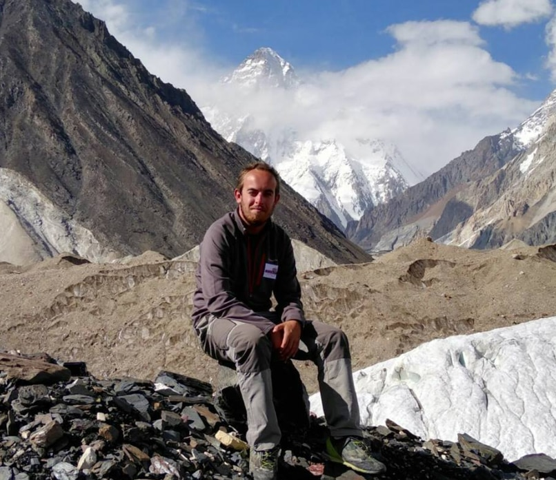 Photo of Tra qui e il K2 c'è un mondo intero: intervista a Gian Luca Gasca #destinazionek2