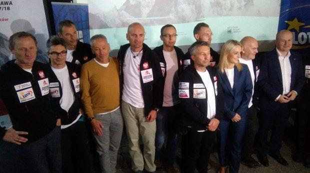 Photo of E' ufficiale: i polacchi vanno al K2 in inverno. Nel team anche Denis Urubko