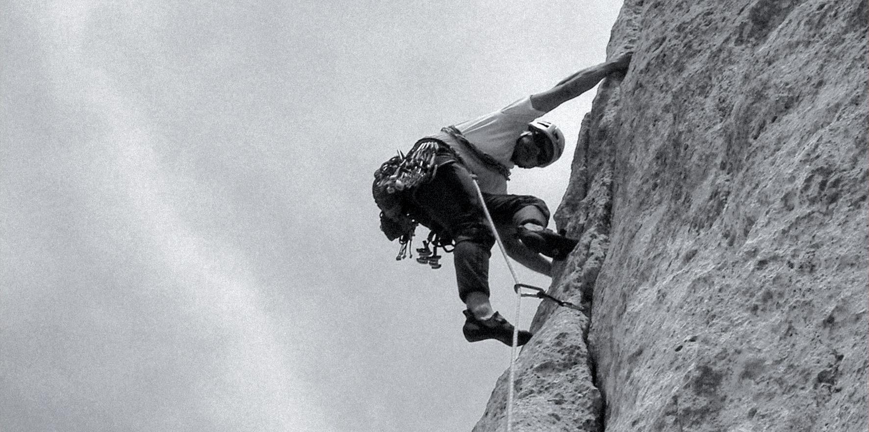 Photo of La vita e l'alpinismo di Stefano Zavka al Rifugio Franchetti