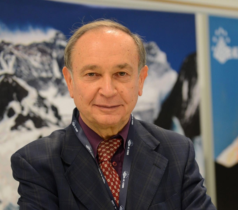 """Photo of Il glaciologo Claudio Smiraglia: """"Non avevo mai visto una cosa del genere"""""""