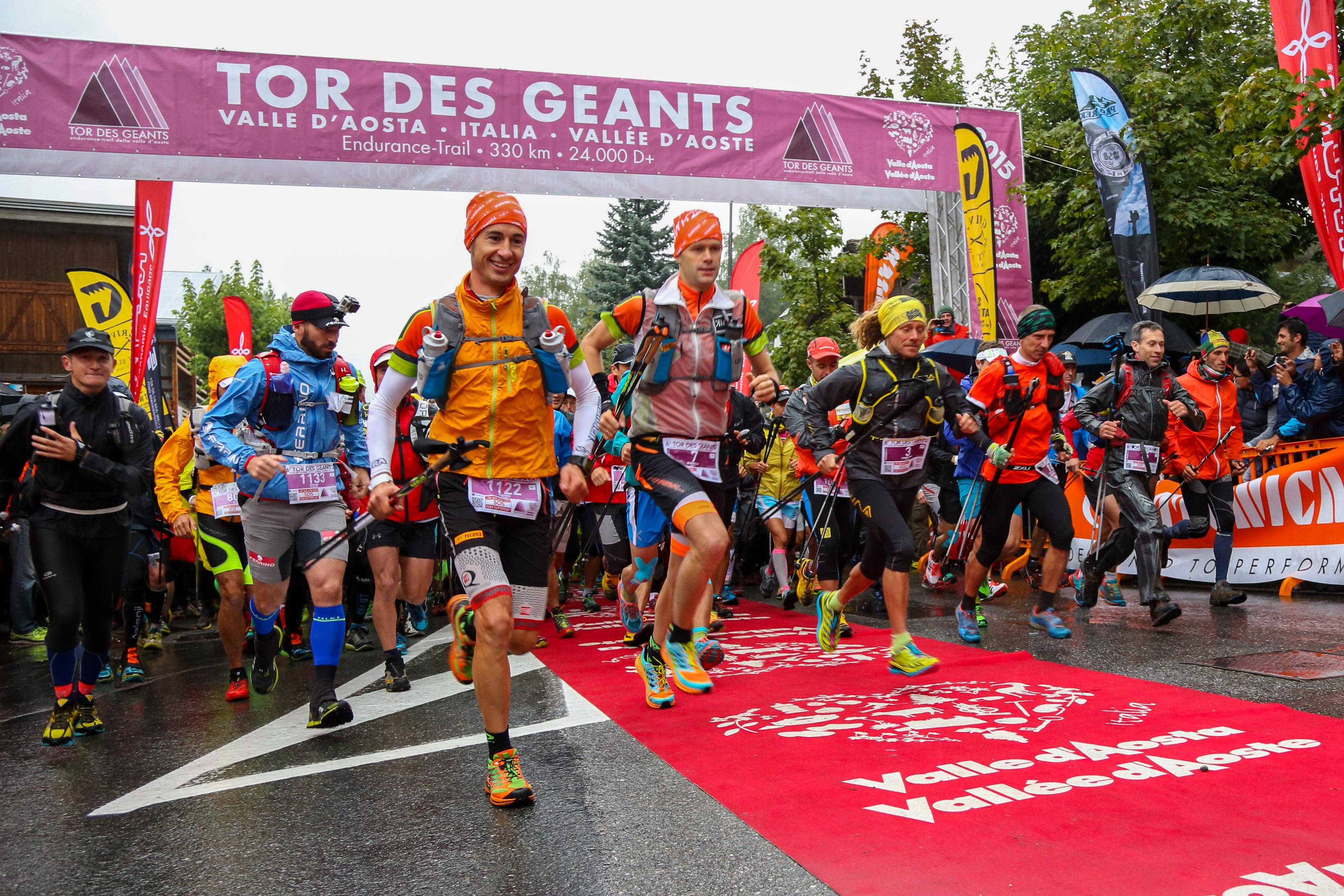 Photo of Tor des Géants: domenica al via la gara tra le più dure al mondo
