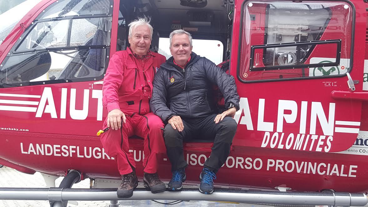Photo of Elisoccorso: un convegno tra passione, impegno e l'allarme per i troppi escursionisti impreparati