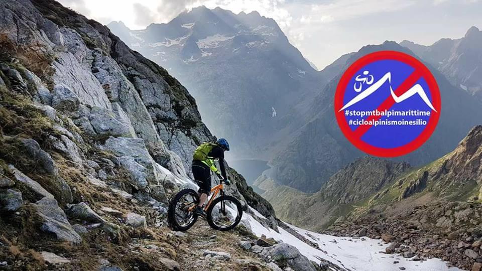 Photo of Alpi Marittime: cicloalpinismo messo a bando su gran parte dei sentieri
