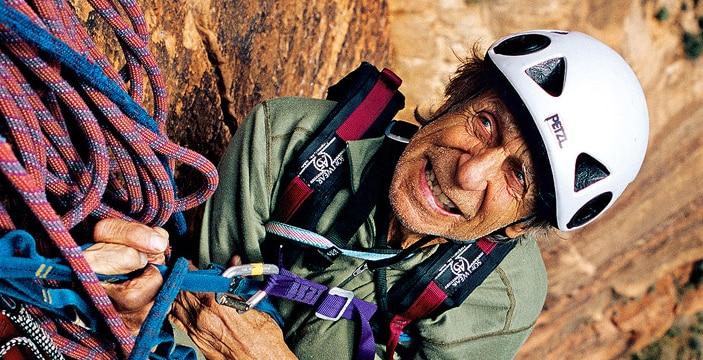Photo of Scompare a 94 anni la leggenda dell'alpinismo Fred Beckey