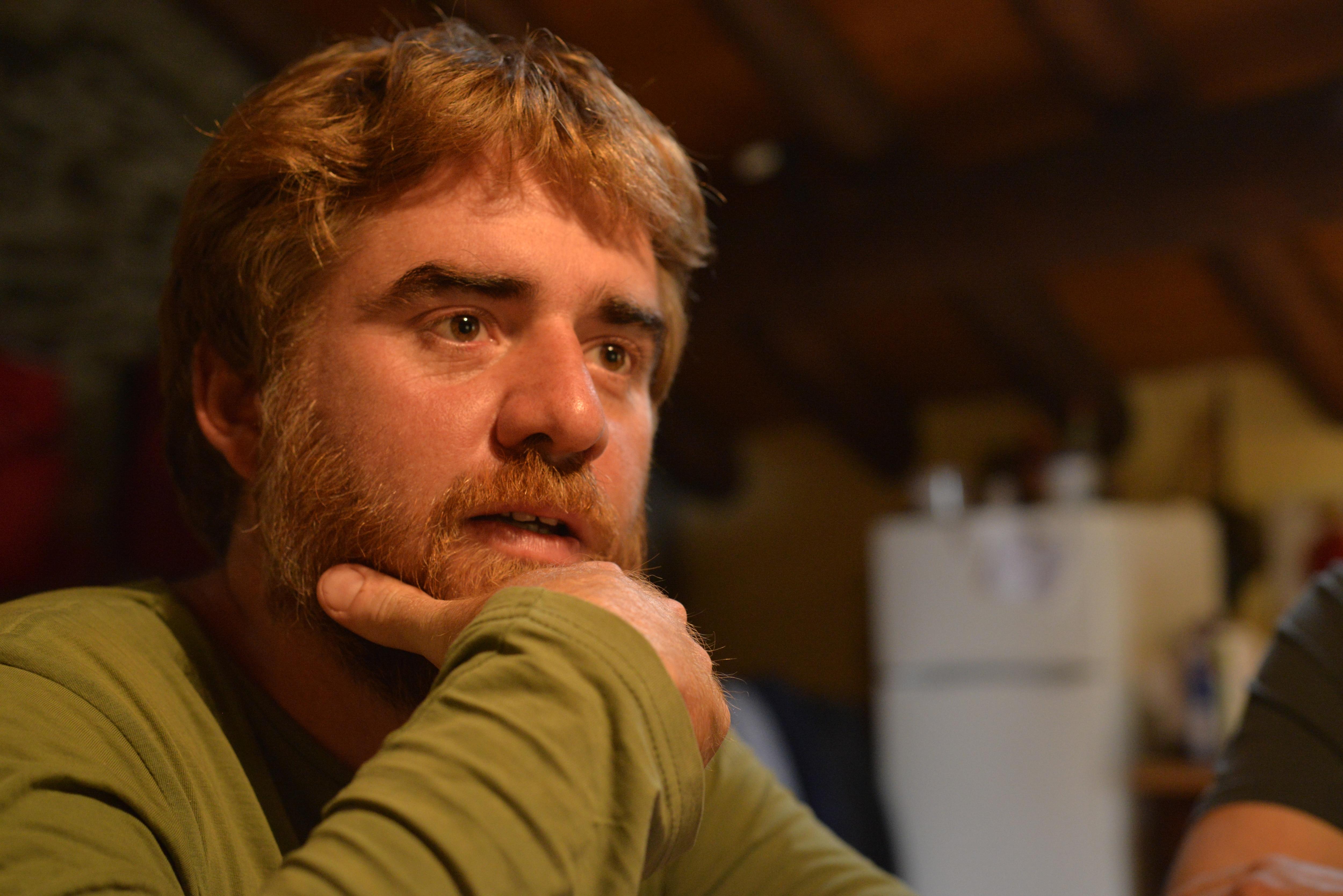 Photo of Intervista a Paolo Cognetti, vincitore del Premio Strega 2017, in partenza per l'Himalaya del Dolpo