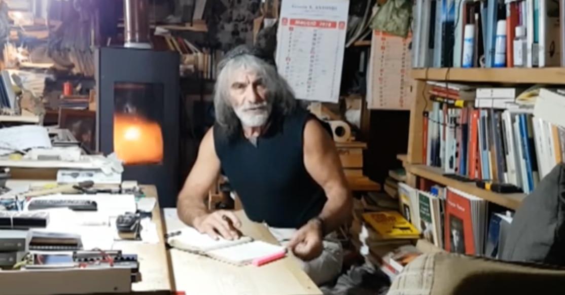 Photo of Il Vajont oltre il Vajont: il messaggio di speranza di Mauro Corona