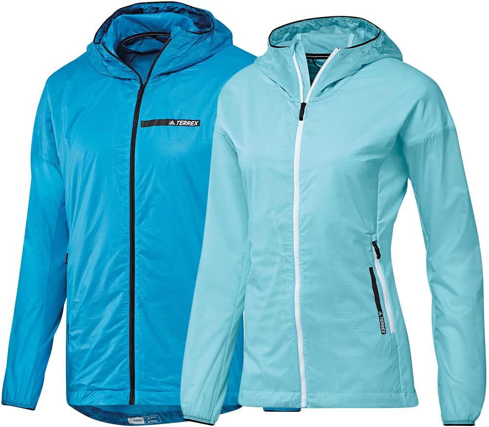 best website 4aa67 912c0 La tecnologia Polartec® Alpha® per Adidas Terrex – Agravic Alpha Hooded  Shield Jacket