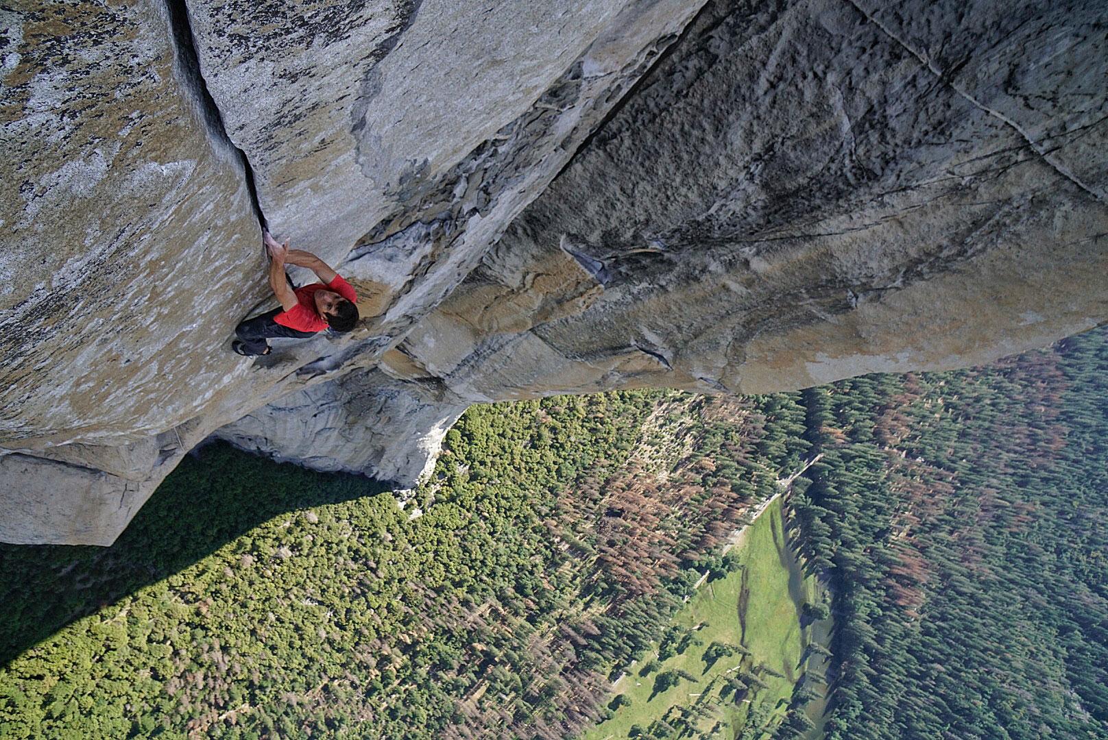 """Photo of Alex Honnold in Brianza: """"Il free-solo è tutto una questione di comfort zone"""""""